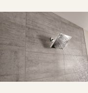 Square Velocity® Rainshower Showerhead