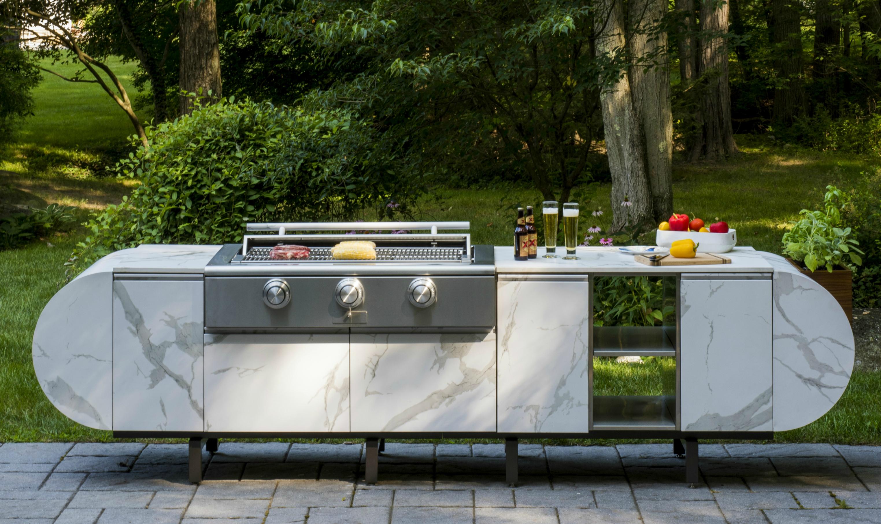 Design Journal, ADEX Awards   ASA-D2 Modular Outdoor Kitchen ...
