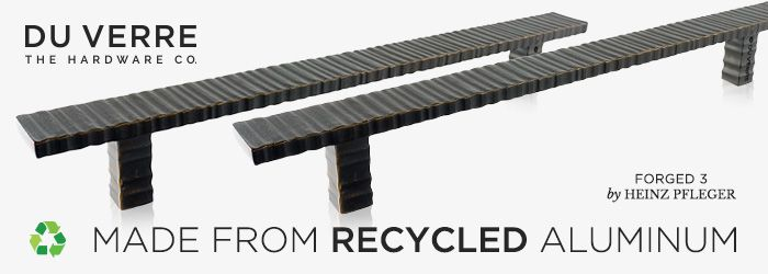 Made From Recycled Aluminum