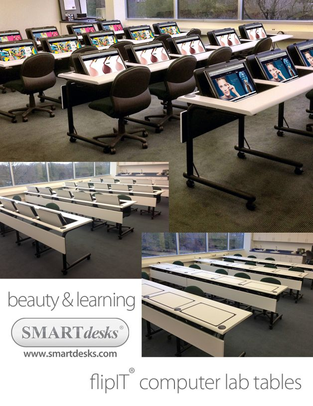 Computer Lab desks & conference tables