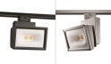 Juno Trac-Master T258L and T259L LED Wall Wash/Flood Trac fixtures