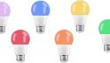 SYLVANIA LED A19 Colored Lamps