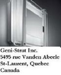 Geni-Strut Inc.