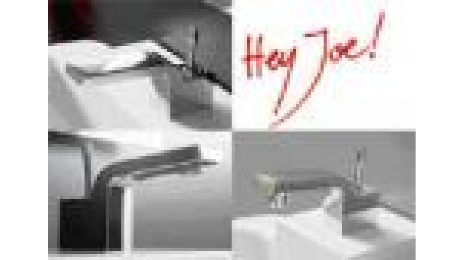 Hey Joe! - Lavabo
