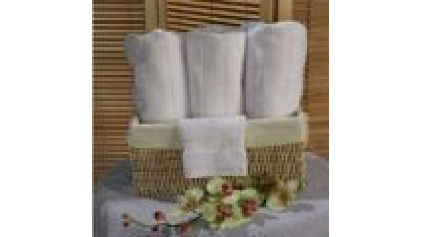 Cypress Riviera Towels