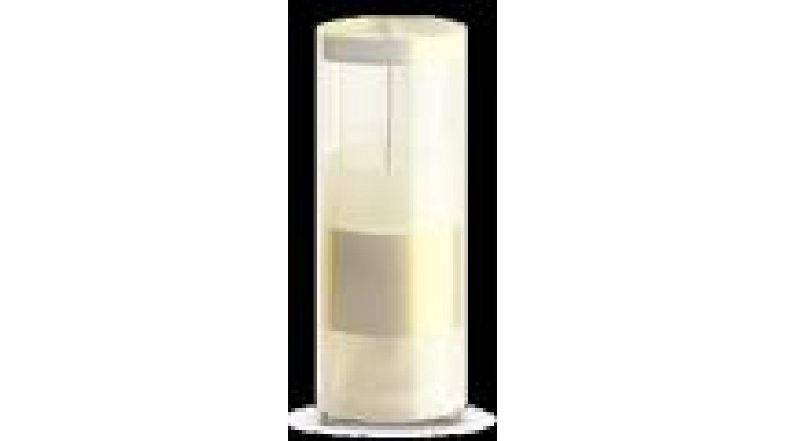 Kristall Medium Free-standing White