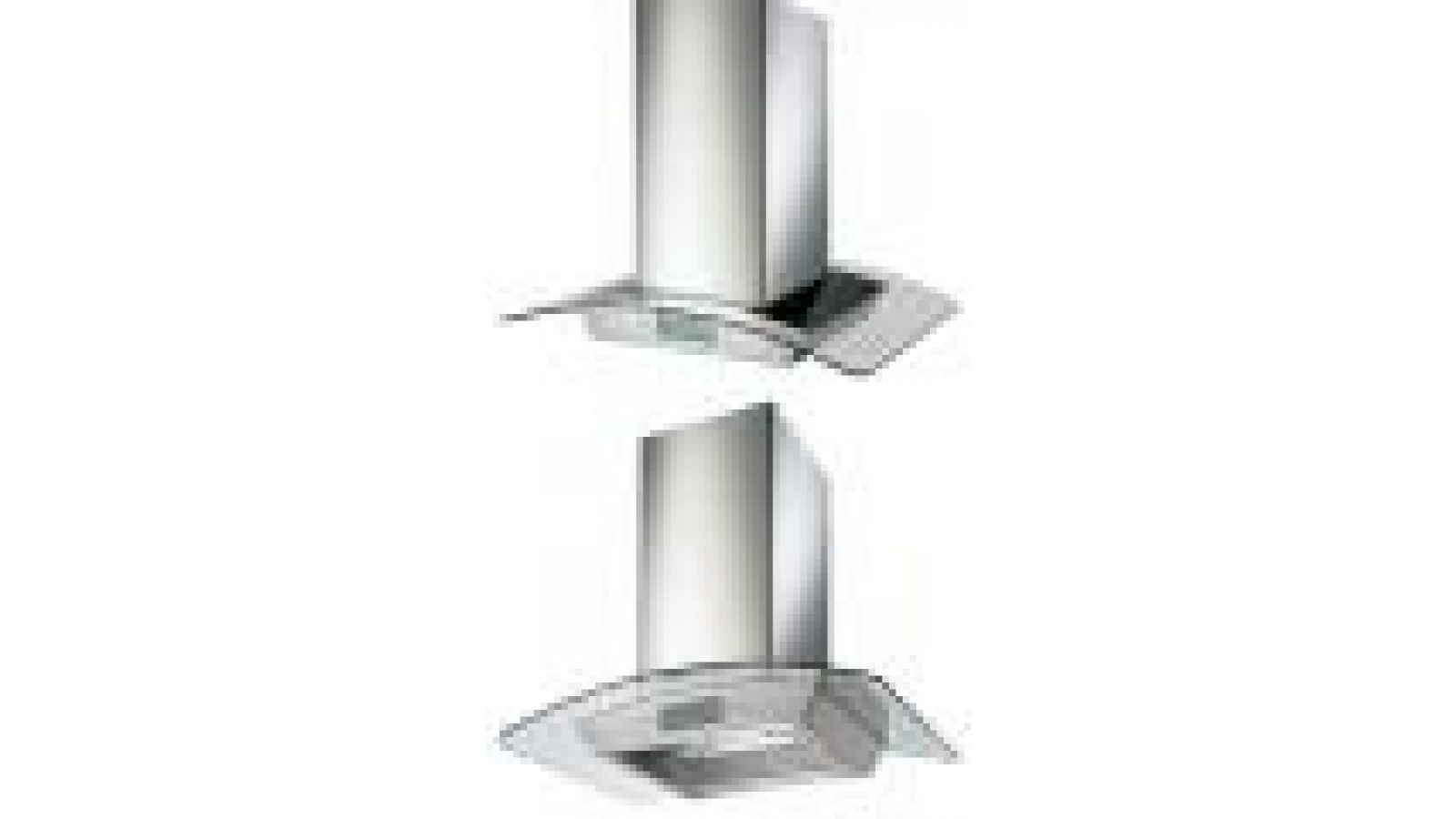 IS-124 SERIES (LCD Touch-Screen Glass Island Hood)