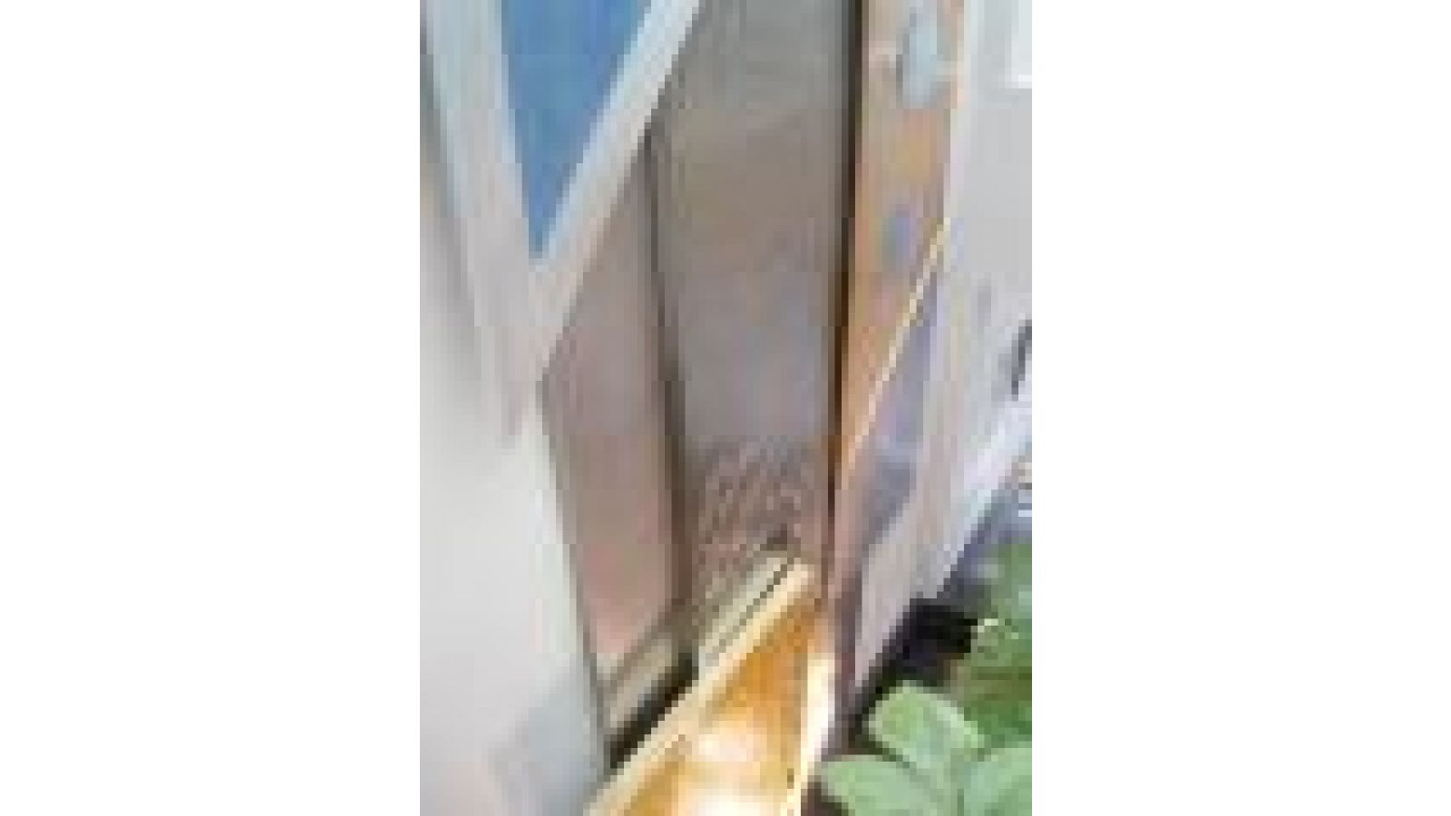Glass &  Metal Waterwalls with Viewing Portals