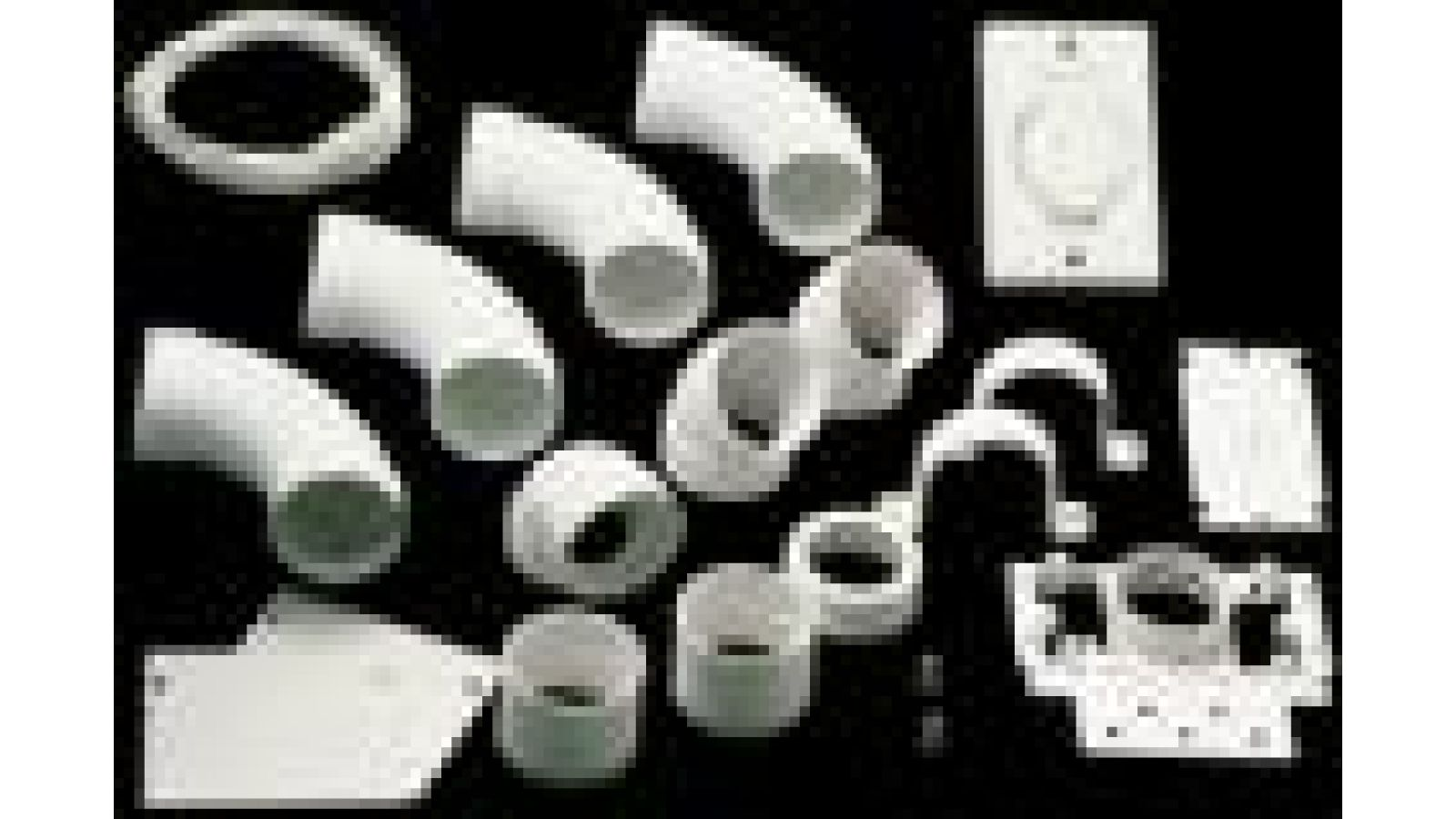 CVS306 & CVS307 - Single Inlet Kits