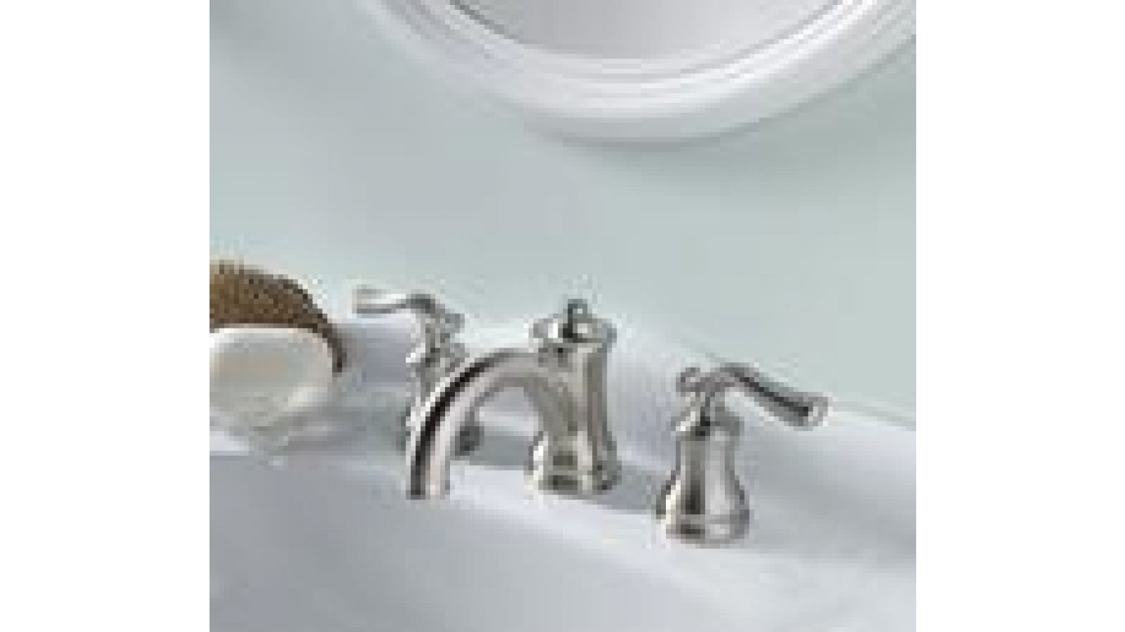 Winslet Bath Faucet in Brushed Nickel