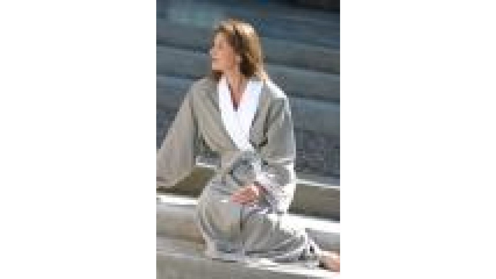 Ultimate Doeskin Bathrobe