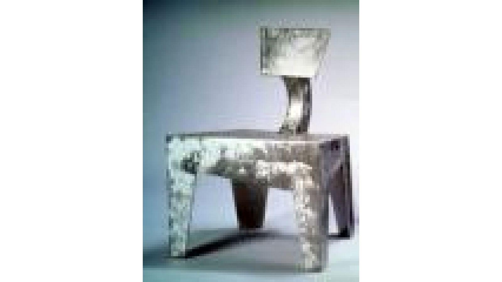 Chunky Chairs Steel