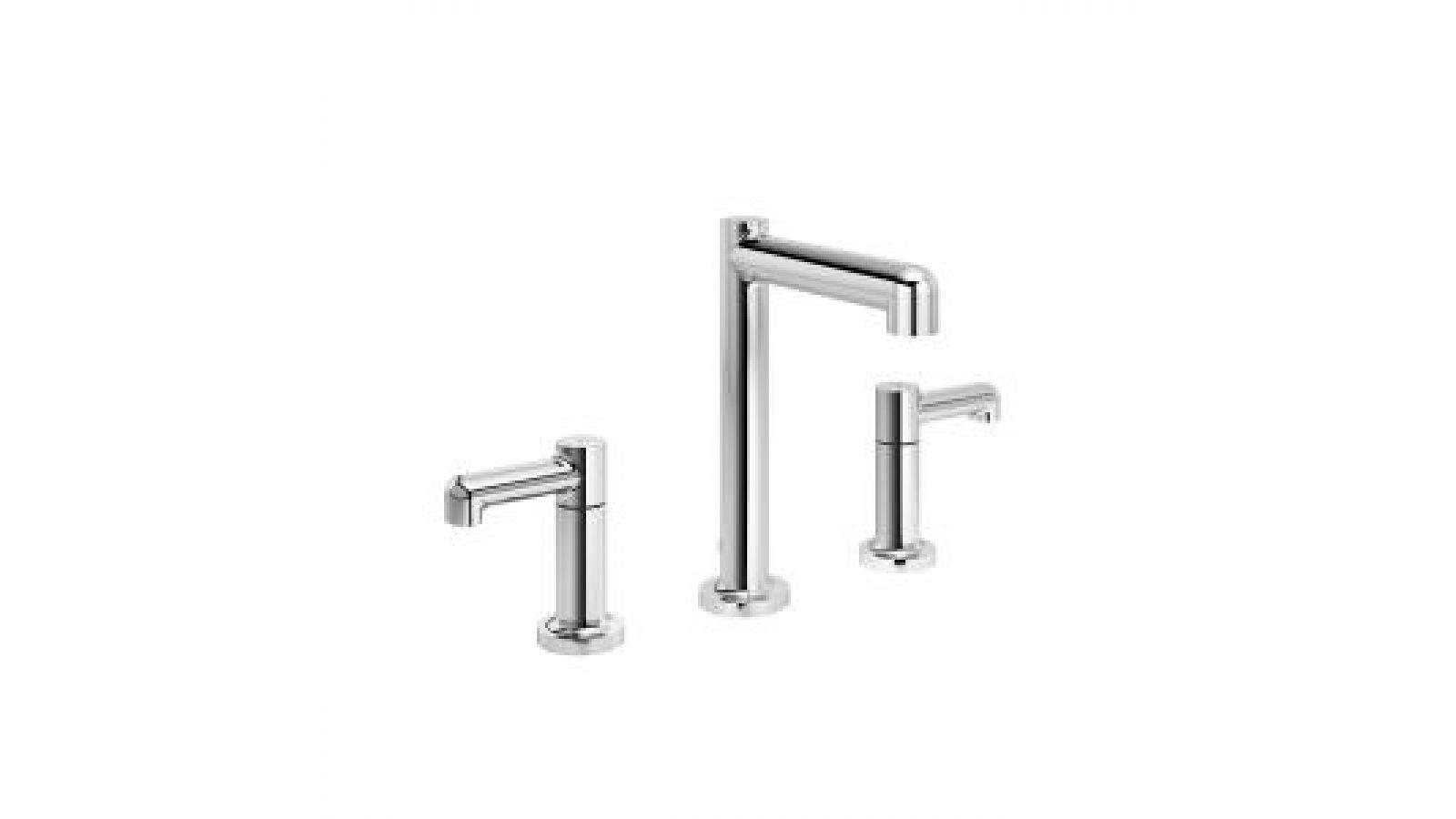 Museo bath faucet in chrome