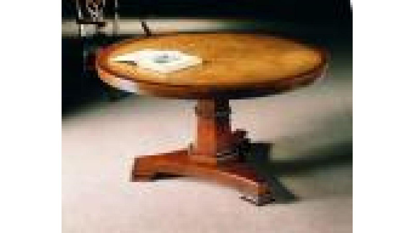 2075RM & 2075RMV - Early 19th century-style mahoga
