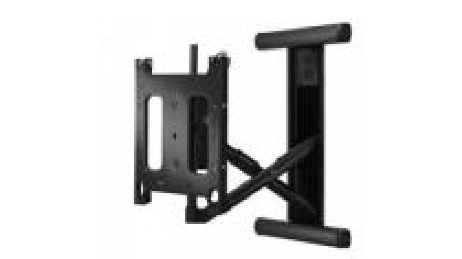 PIWRFU No-Profile In-Wall Swing Arm Mount