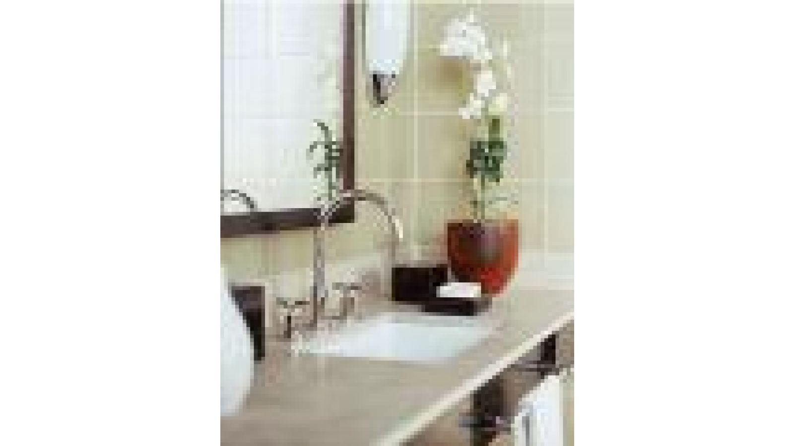 Spa Glass Bath