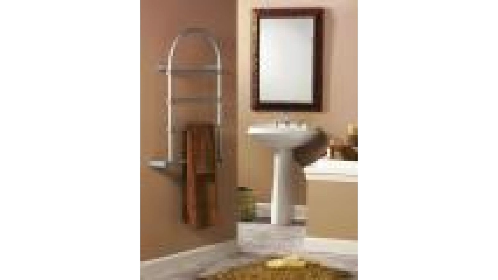 Mr.Steam' Towel Warmer W572