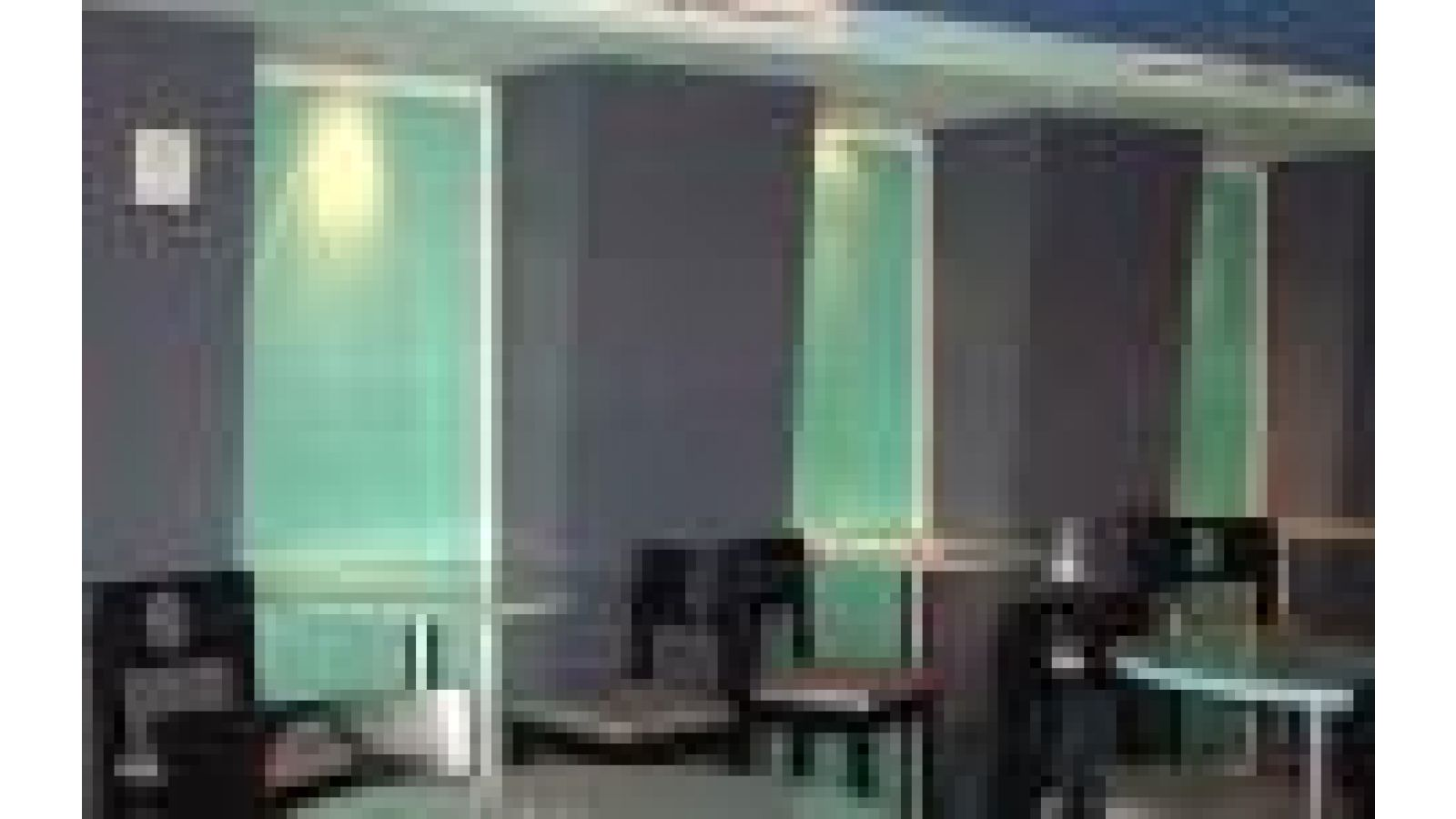 Translucent Interior Walls