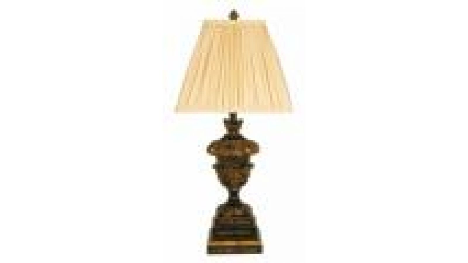 Mfg #: L-05-1352 CARVED URN LAMP