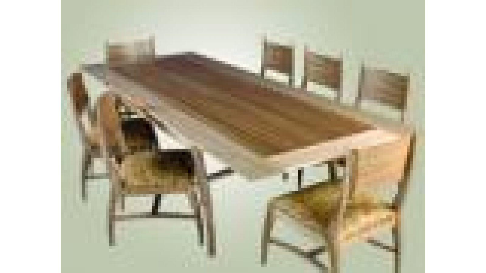 safari dining set