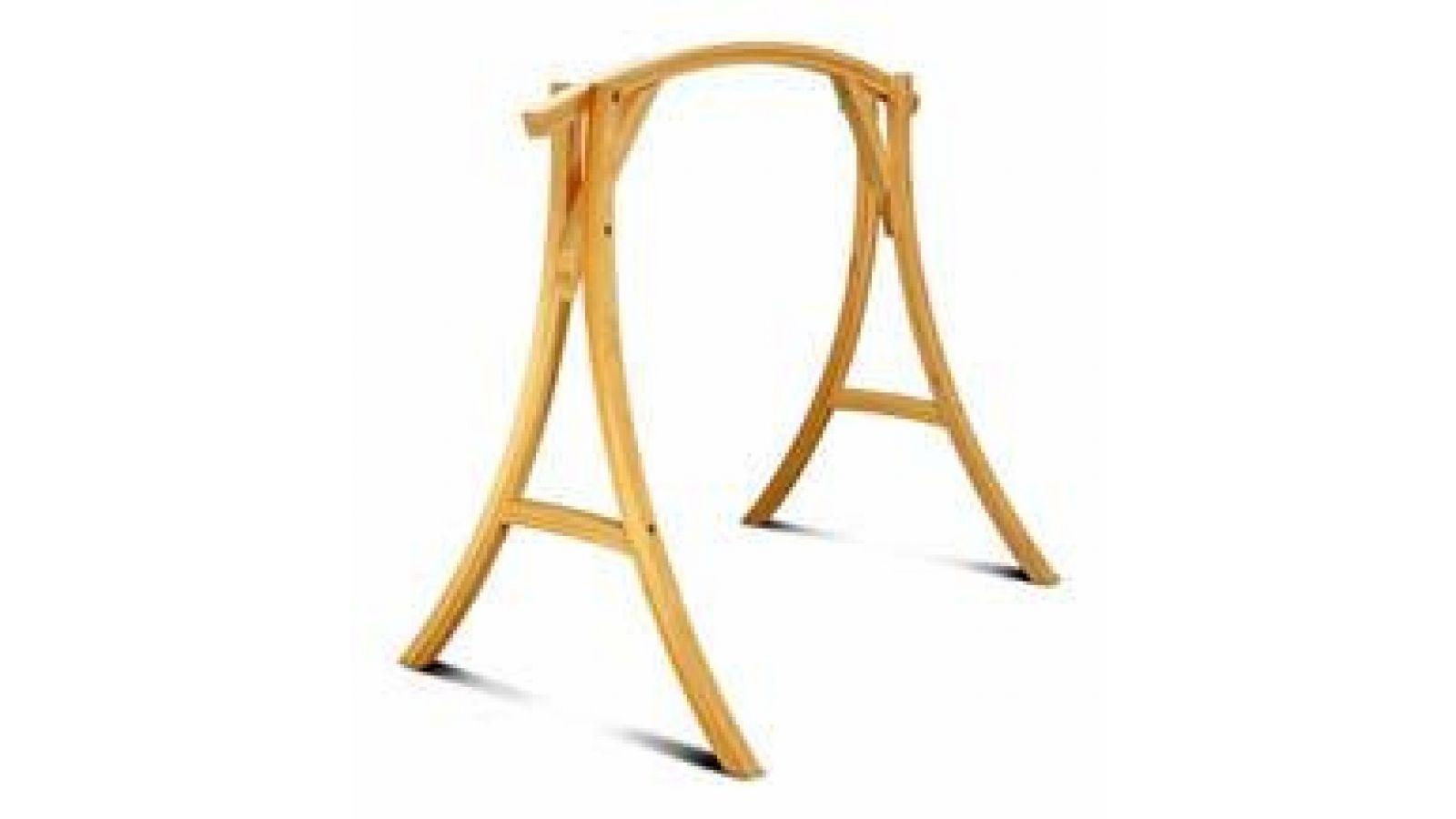 Roman Arc Cypress Swing Stand