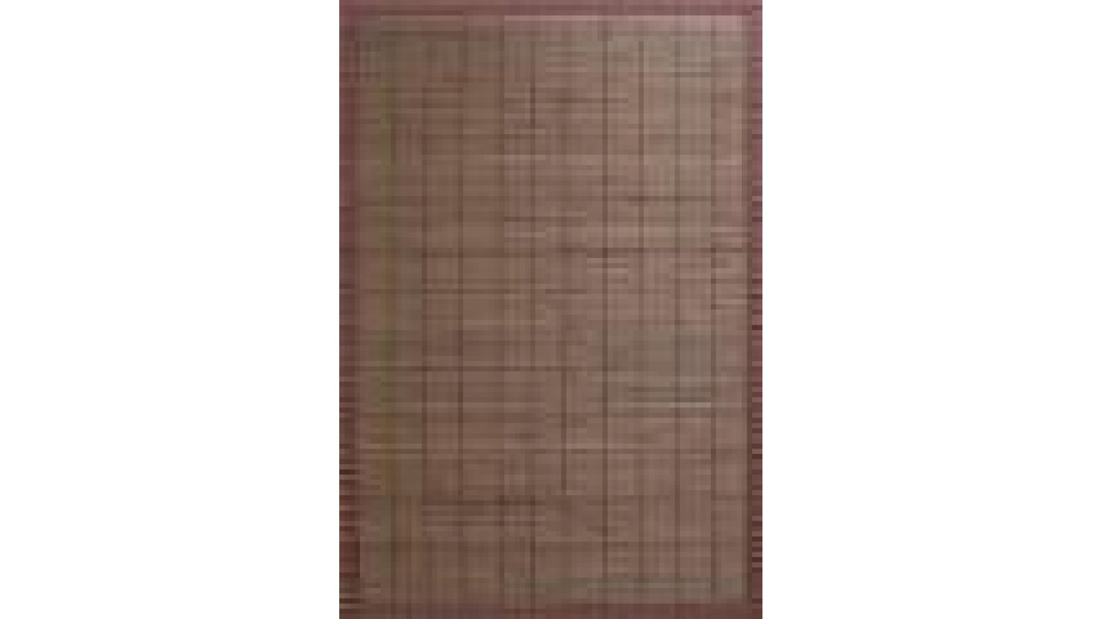 Traditional Bamboo Area Rugs - Villager Collection - Villager Coffee