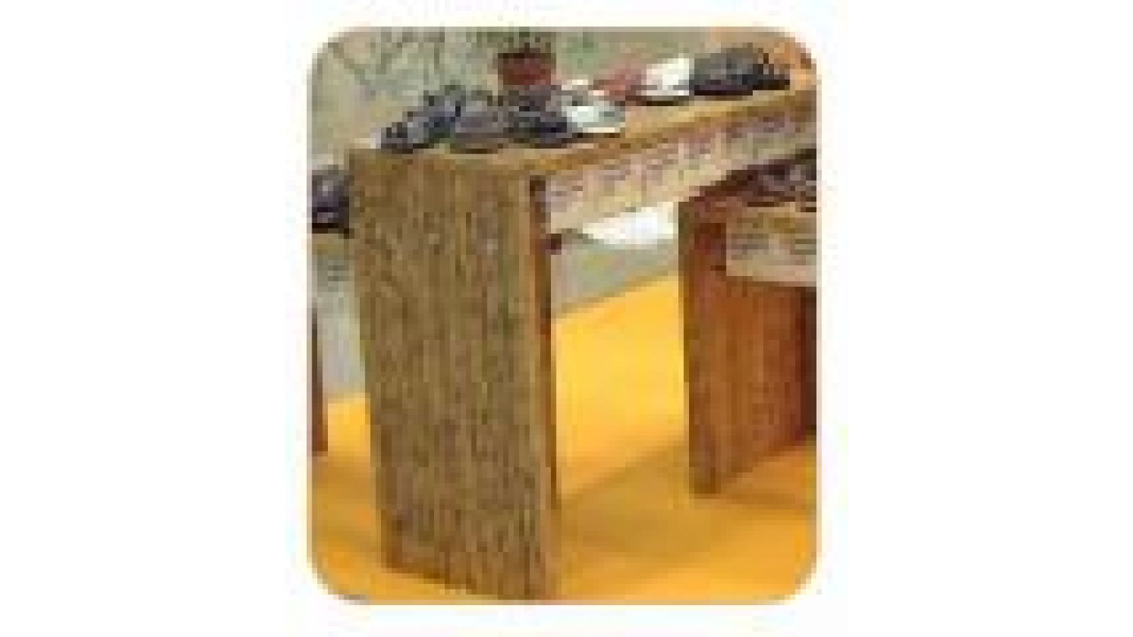 Trade Show Booth Tables