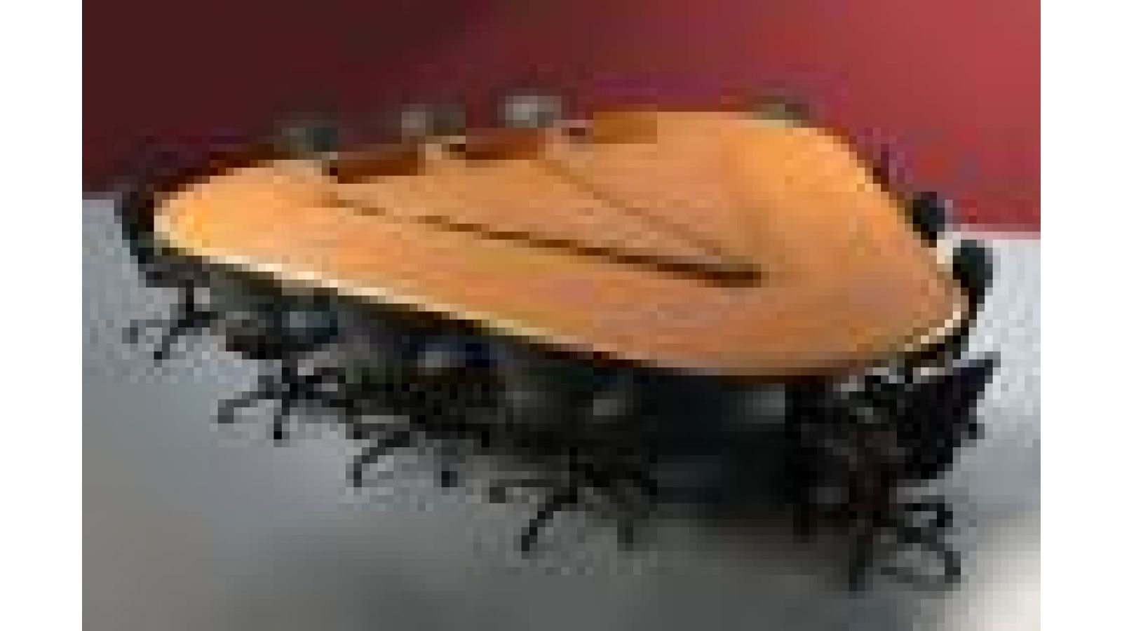 TRIAD Line-of-Sight Computer Conference Tables