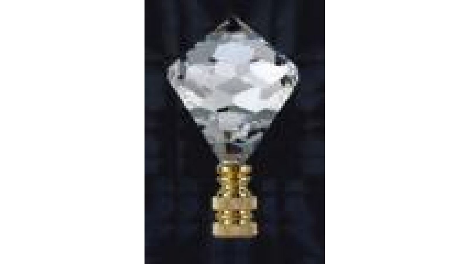 crystal jewel table lamp finial