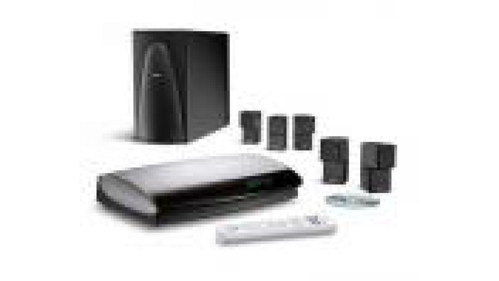 Lifestyle'  48 Home Entertainment system
