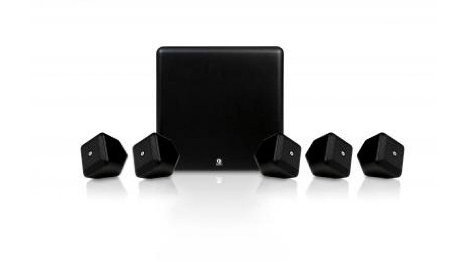 SoundWare XS 5.1 Surround Sound Speaker System