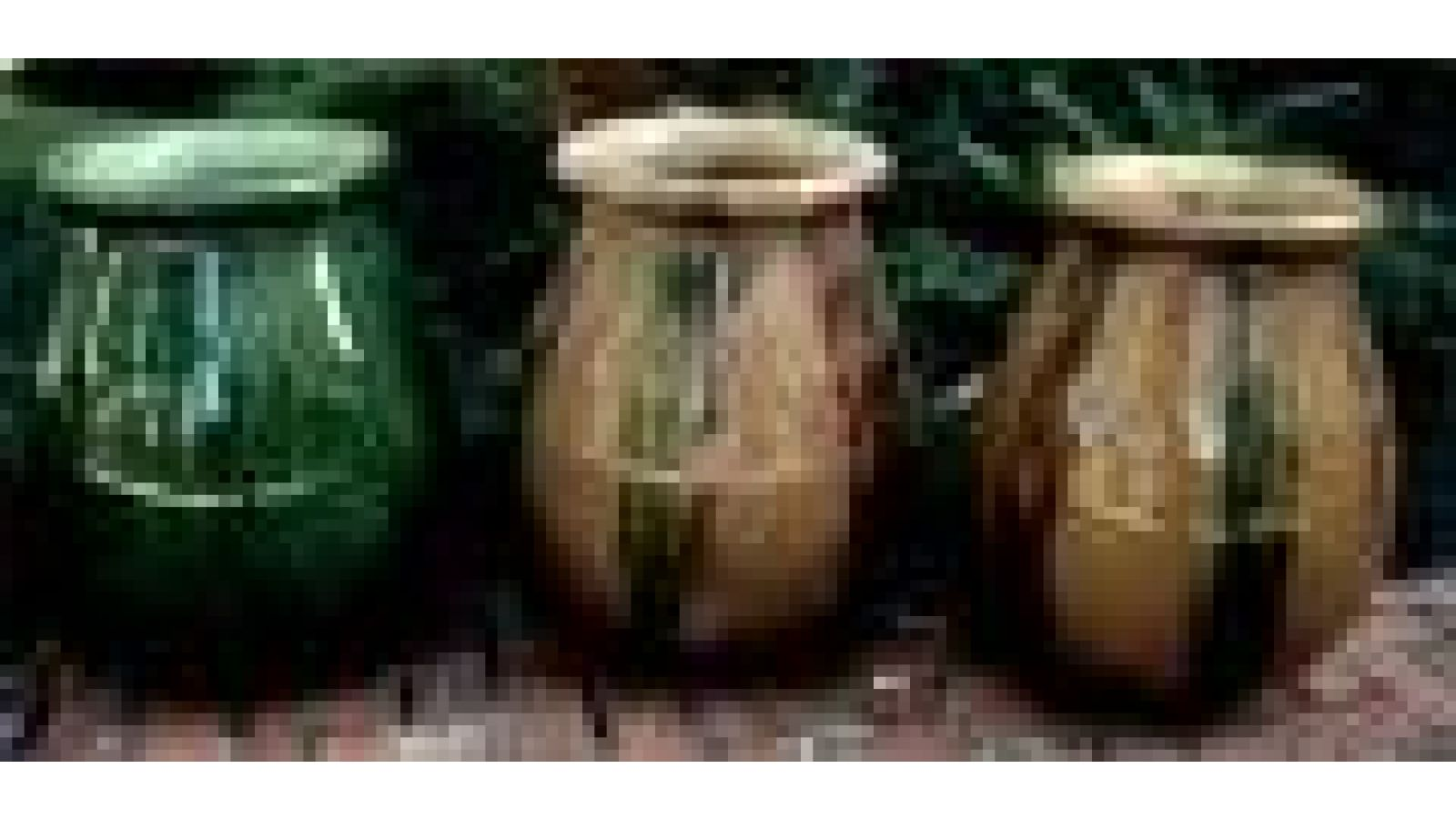 French Pots and Olive Jars