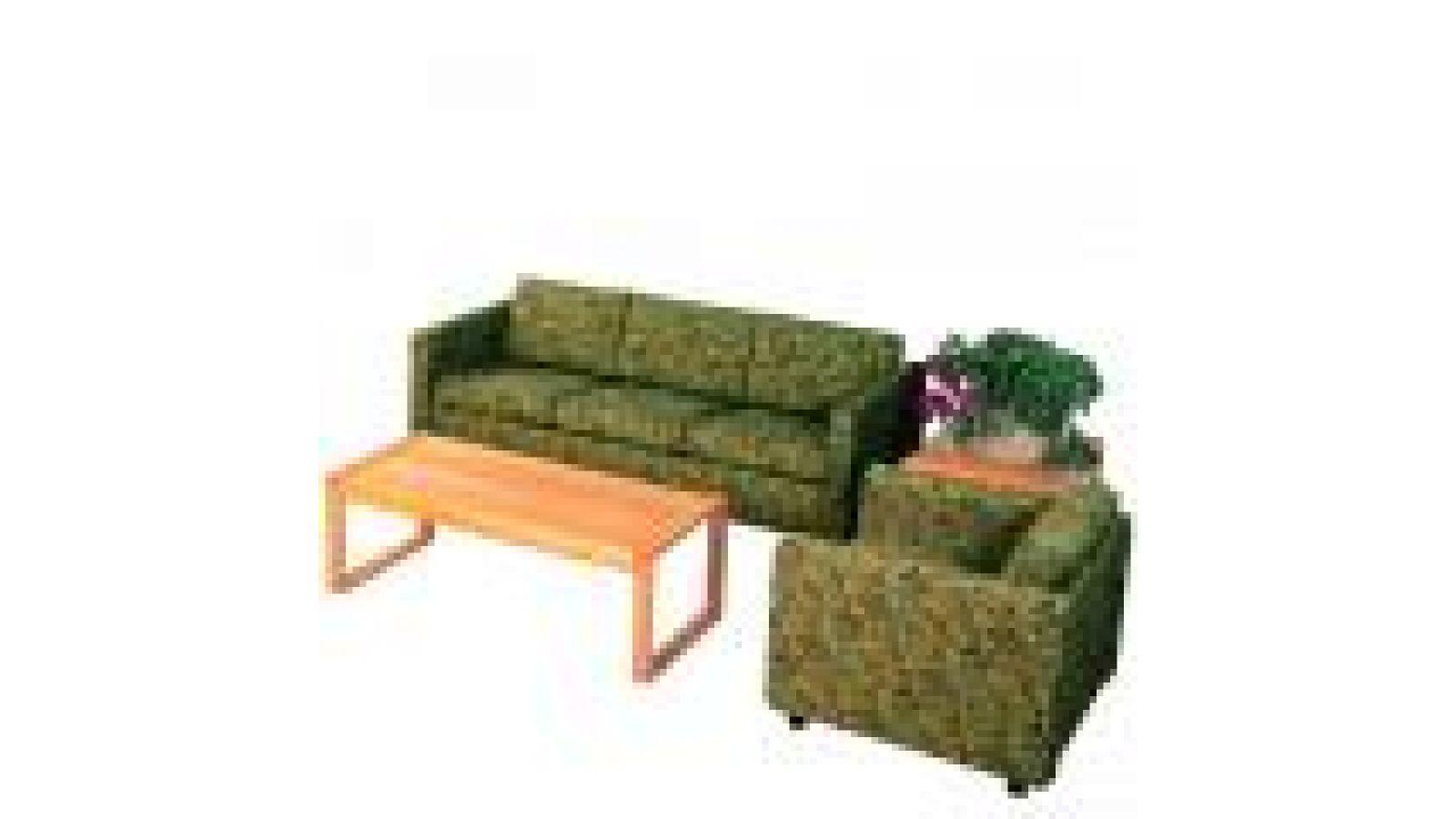 1203 | Modular 3 Seat Sofa
