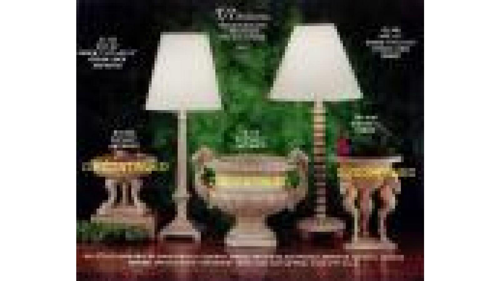 Table Lamp Style  AL-104