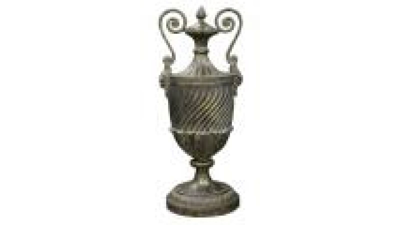 Mfg #: 05-2040 LARGE URN WITH LID