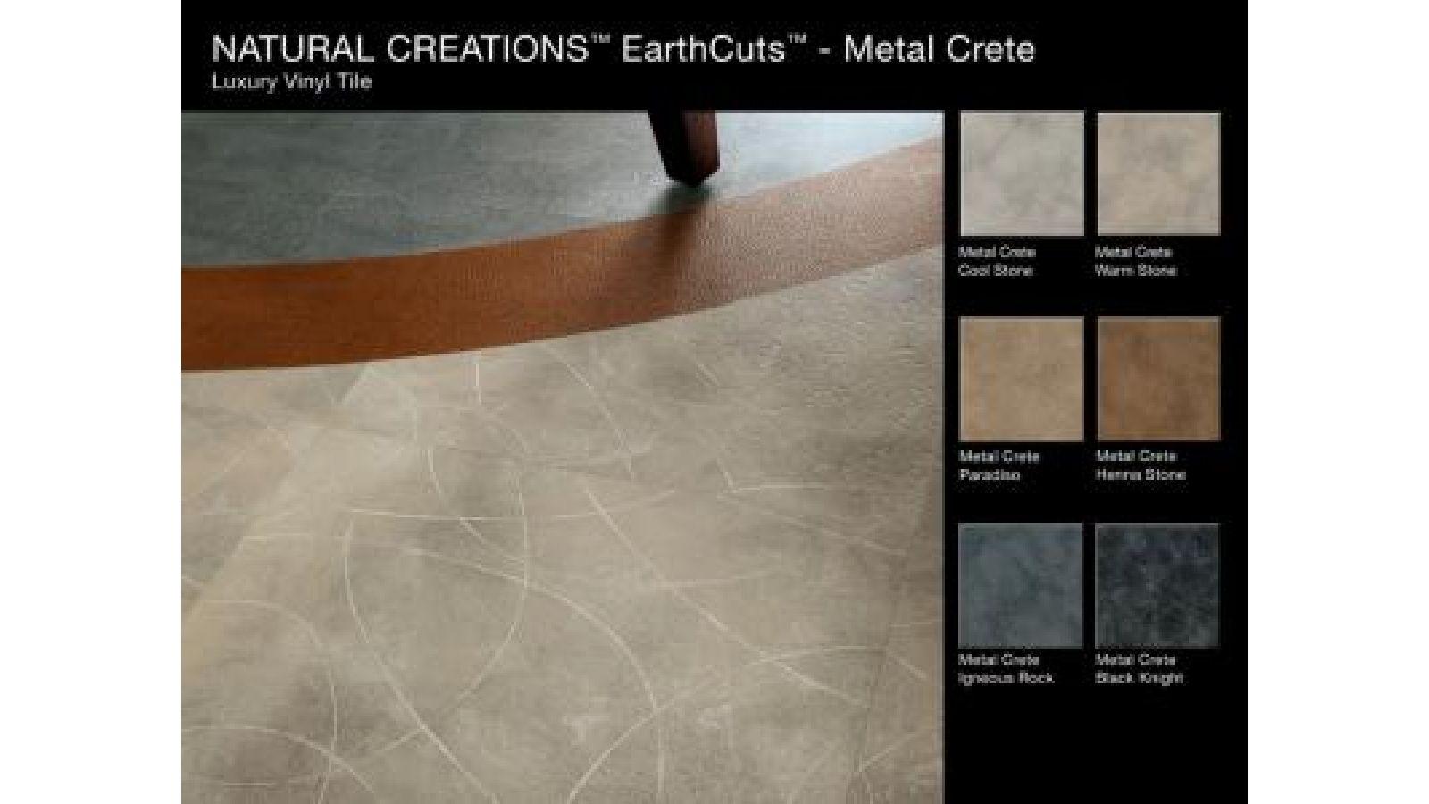 NaturalCreations MetalCrete