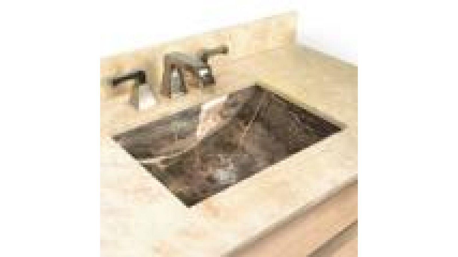 Lautus Rectangular Sink