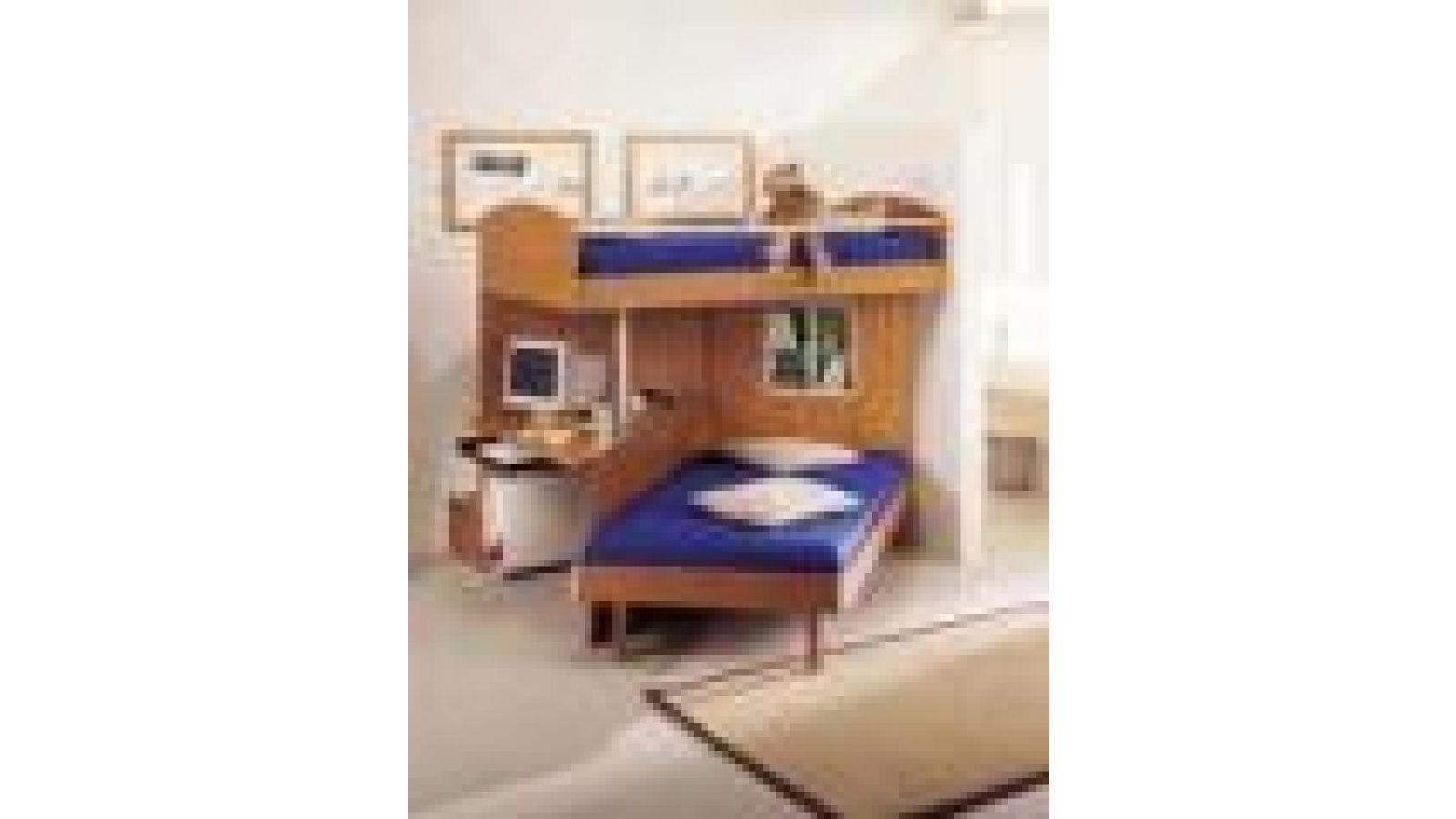TWIN bunkbed
