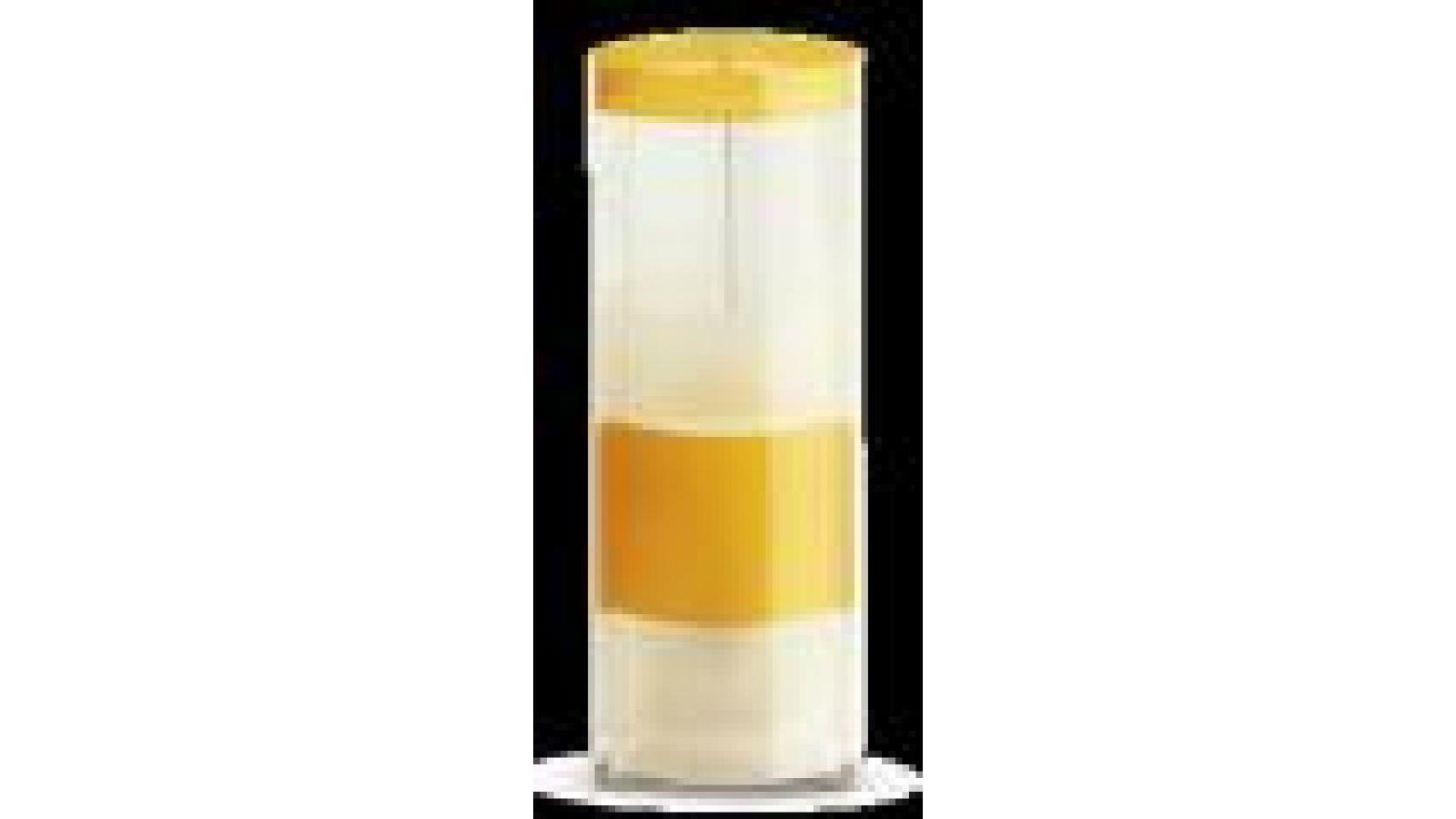 Kristall Medium Free-standing Orange