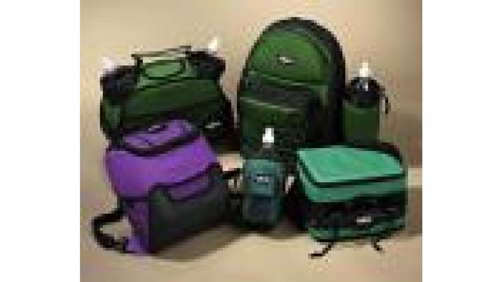 Soft-Sided Backpack Cooler