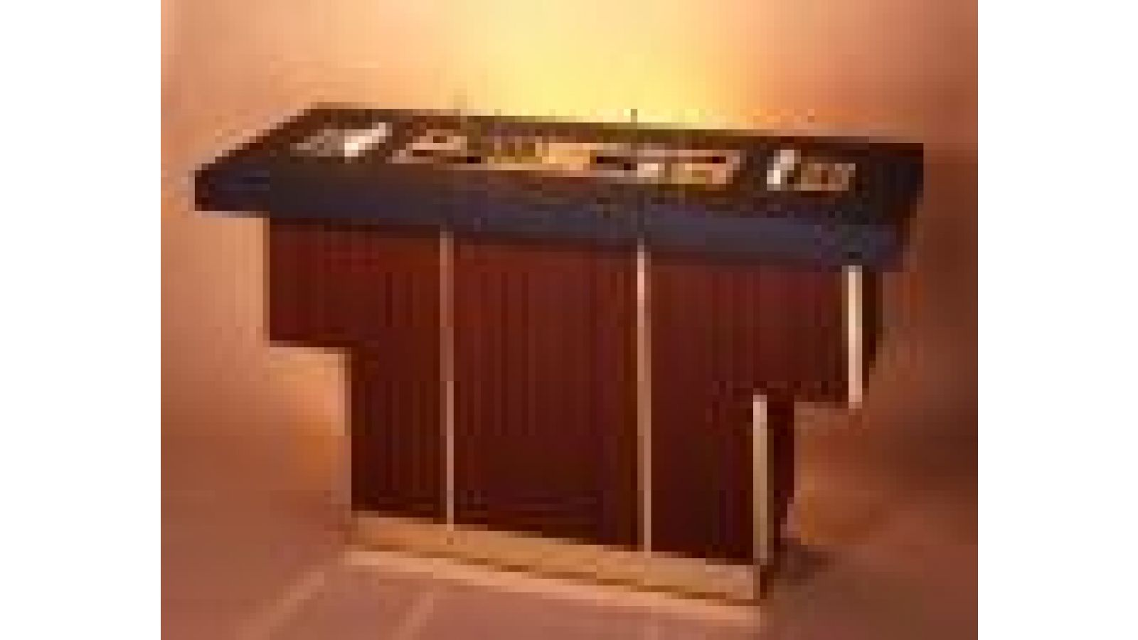 Model CD-3072R Check Desk