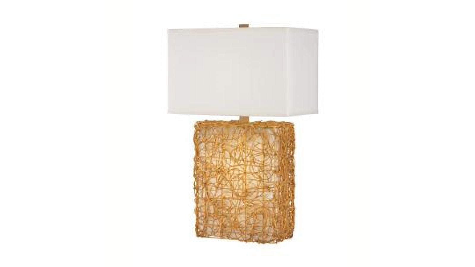 Noodle table lamp