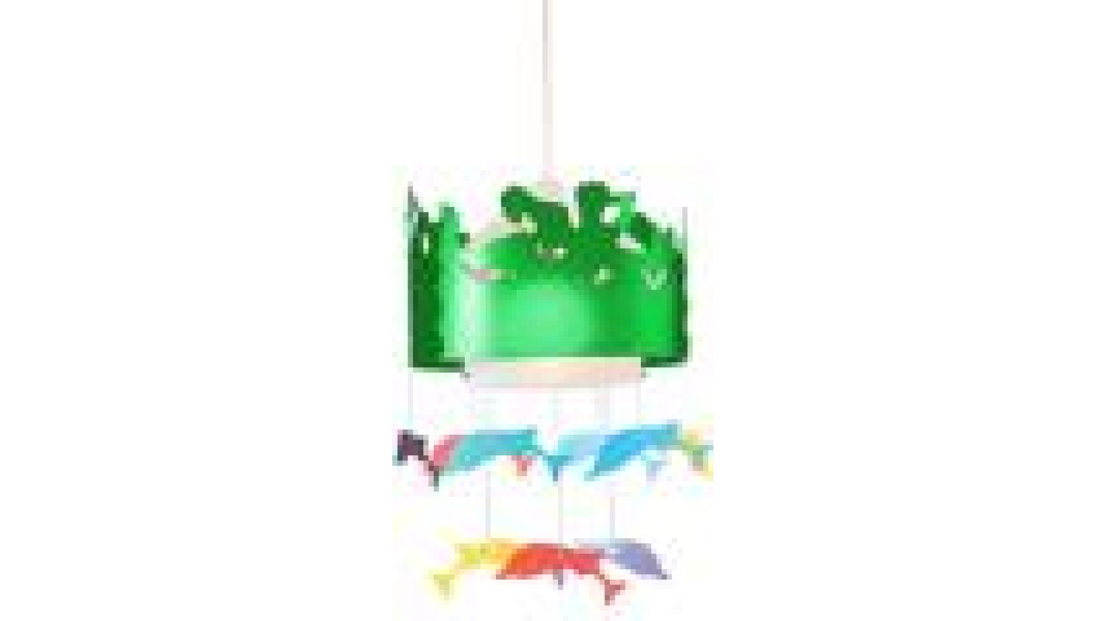 Please Love Me Ceiling Lamp New Green