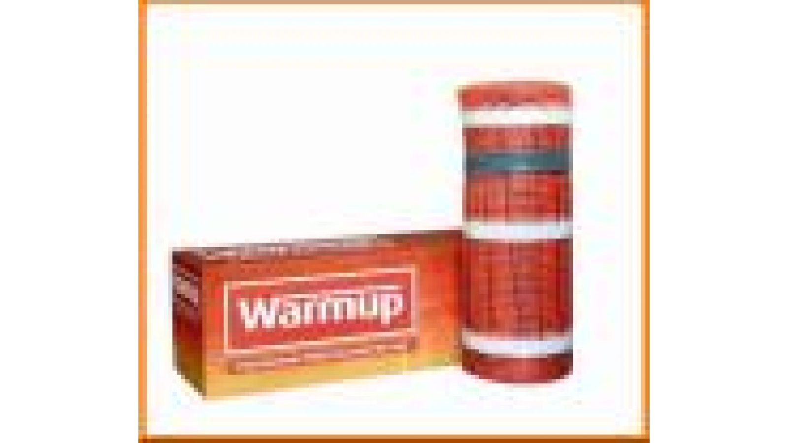 Warmup Dual Wire Mat Radiant Heaters