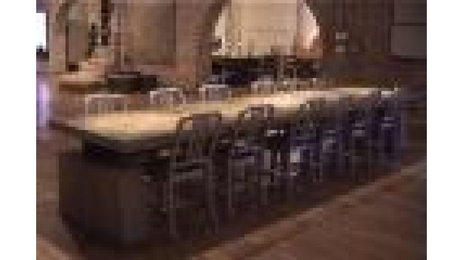CLODAGH CONCRETE TABLE