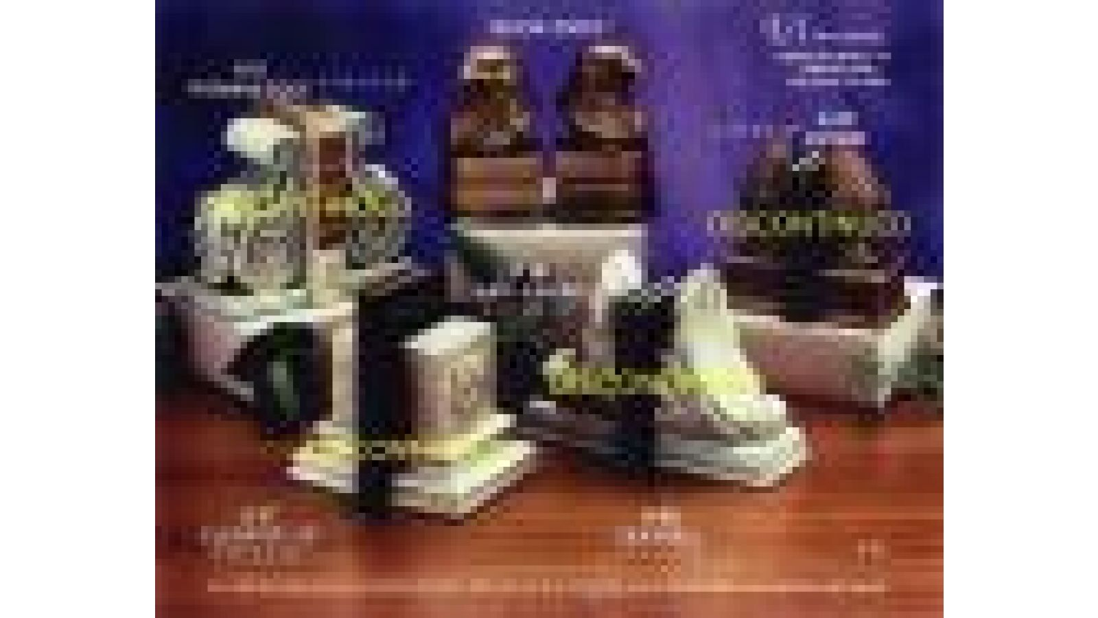 Eagle Head Book Ends Style A-58