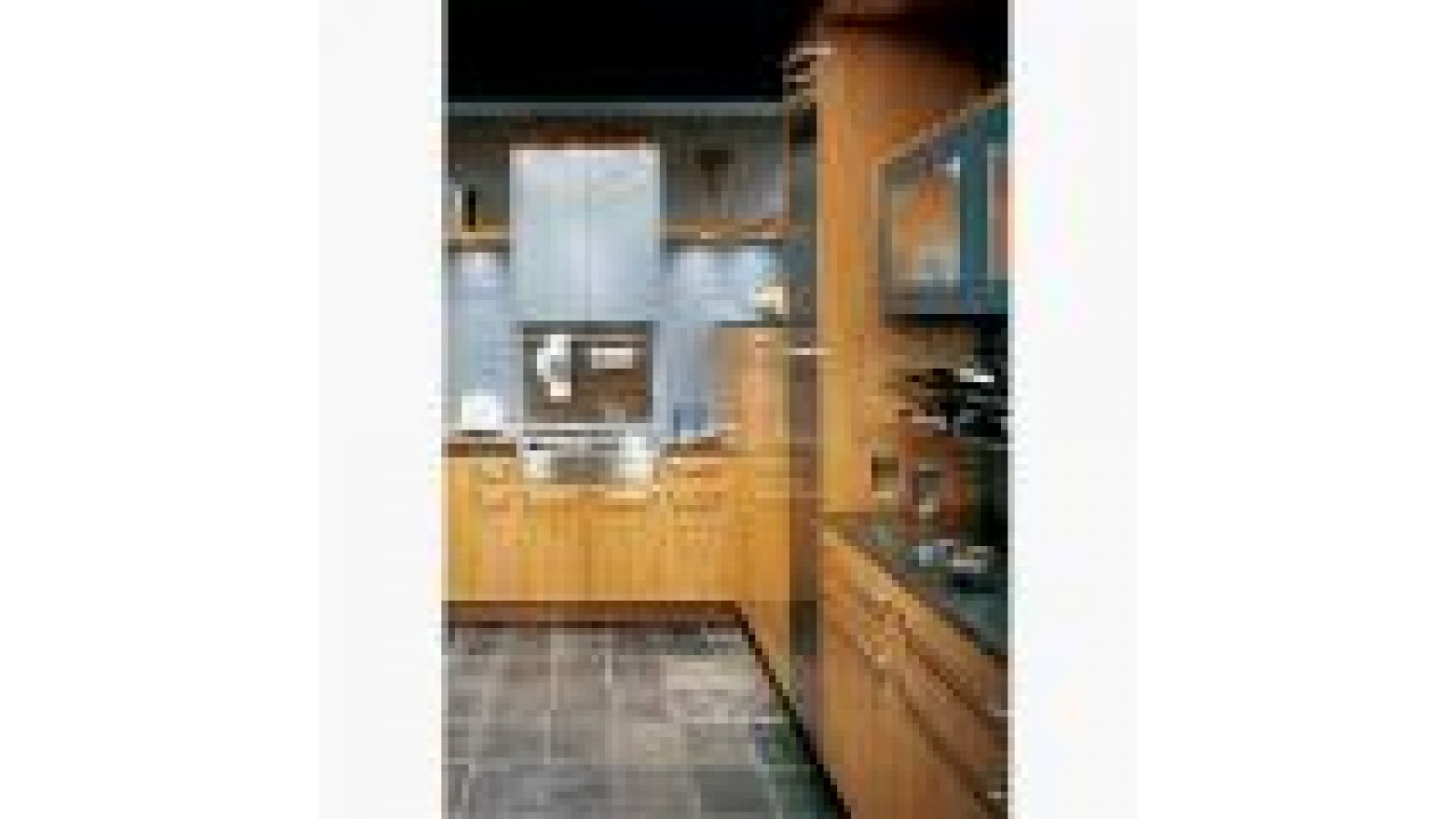 Demi-Height Cabinetry