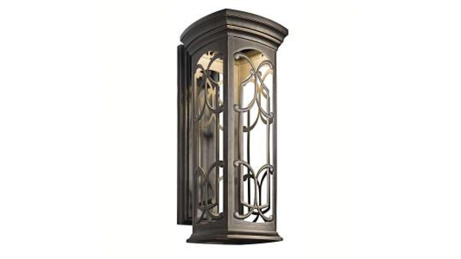 Design Pro LED Franceasi outdoor lantern