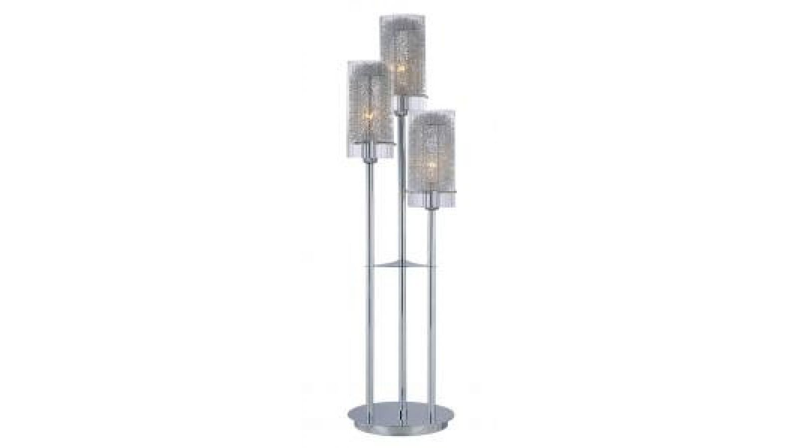 20378 - 3-LITE TABLE LAMP