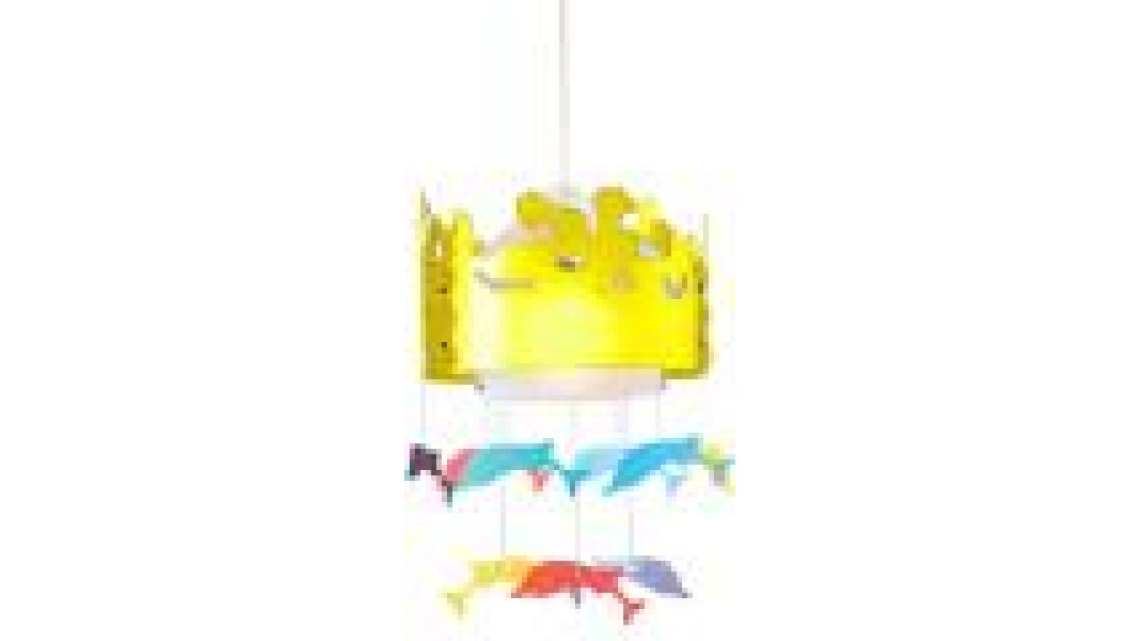 Please Love Me Ceiling Lamp Yellow